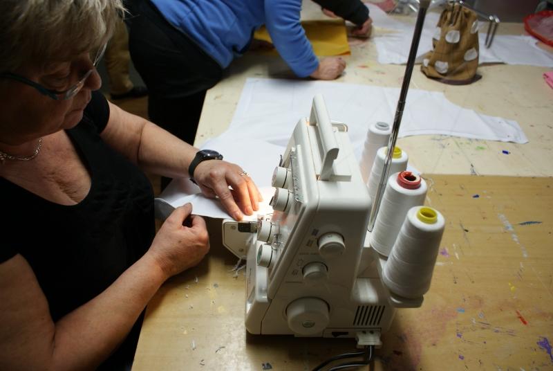 Het kleding atelier